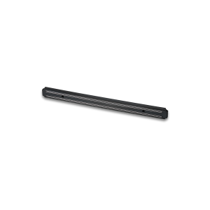 Barra Magnética para facas modelo PP Preta Multiuso - Imperador 55 cm Brinox